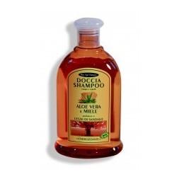 Bagno-shampoo Aloe Vera e...